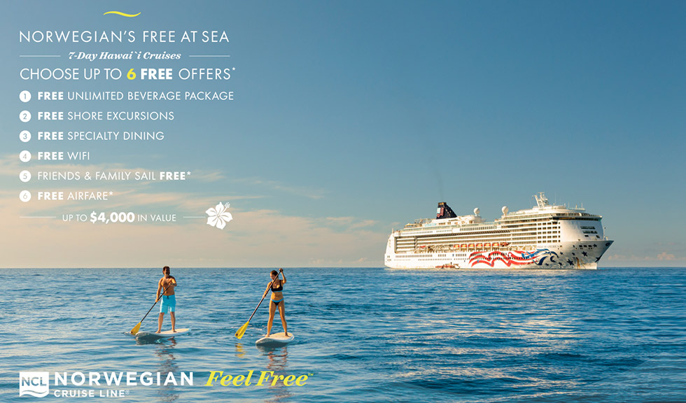 Image Norwegian Cruise Line Itineraries Few People Know About