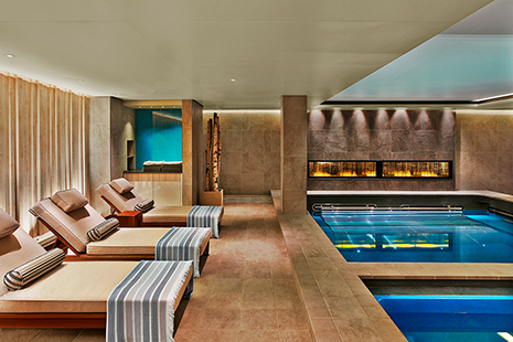 Image Spas at Sea - Relax and Unwind