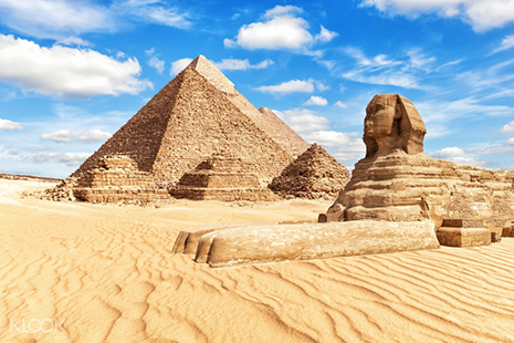 Image River Cruising in Africa: Pyramids and Safaris!