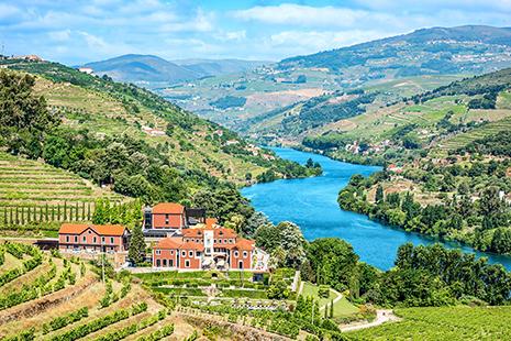 Image Douro River on AmaWaterways