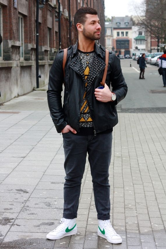 European Street Fashion Men Images Galleries With A Bite